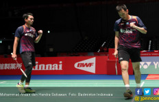 Sudirman Cup 2019: Ahsan / Hendra Perpanjang Napas Indonesia - JPNN.com