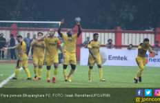 Bhayangkara FC vs Persipura: Keras Demi Papan Atas - JPNN.com