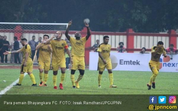 Faktor Utama Bhayangkara FC Moncer di Liga 1 2018 - JPNN.com