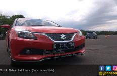 Suzuki Genuine Accessories, Cara Aman Dongkrak Tampilan Baleno Hatchback - JPNN.com
