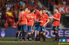 Zlatco Dalic Tak Percaya Kroasia Kalah 0-6 dari Spanyol - JPNN.com