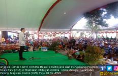 Kunjungi Magetan, Ibas Dorong Madrasah Kreatif dan Kekinian - JPNN.com