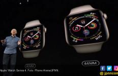 Kepoin Ubahan Besar Pada Apple Watch Series 4 - JPNN.com
