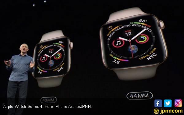 Apple Berinovasi Menanam Sensor UV di Jam Tangan - JPNN.com