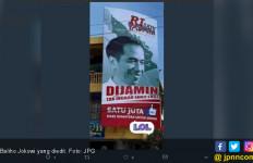 Baliho Jokowi Diedit di Aceh, Jadi Begini Deh - JPNN.com