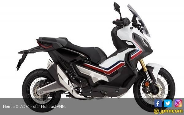 Gusur BMW, Honda X-ADV Kini Pimpin Pasar di Italia - JPNN.com