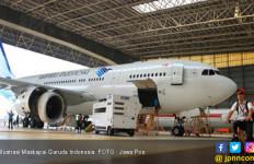 Garuda Indonesia Grounded Pesawat Boeing 737 Max - JPNN.com