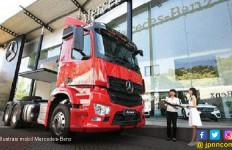Kendaraan Niaga Mercedes Benz Dapat Berkah dari Pertumbuhan Infrastruktur - JPNN.com
