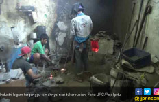 Rupiah Lemah, Industri Logam Gigit Jari - JPNN.com