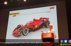 Terungkap Konsep Mobil F1 2021 - JPNN.com
