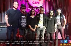 Pemanasan Jelang Konser Guns N' Roses di Jakarta - JPNN.com