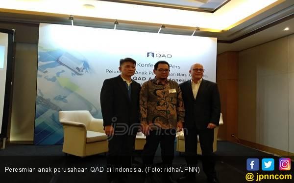 Hadir di Indonesia, QAD Sasar Industri Komponen Otomotif - JPNN.com
