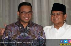 Hmm, Sepertinya Prabowo Tak Percaya kepada Anies Baswedan - JPNN.com