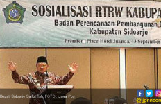 Kepras 5 Ribu Ha Lahan Hijau untuk Infrastruktur - JPNN.com