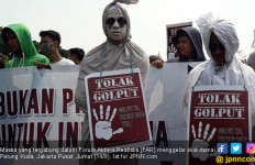 Si Pocong Minta Rakyat Tidak Golput saat Pemilu - JPNN.com