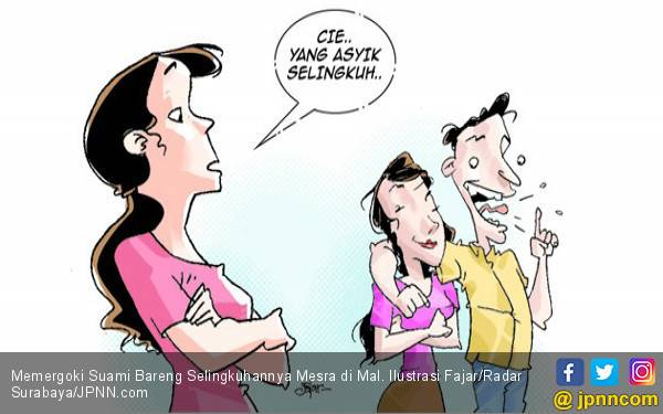 Suami yang Doyan Selingkuh Biasanya Suka Lakukan KDRT - JPNN.com