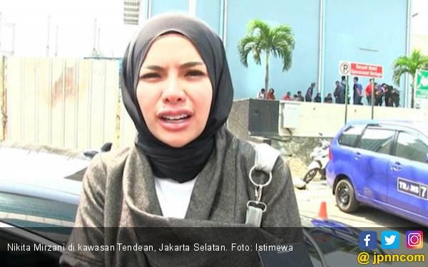 Dituduh Terima Uang Damai, Nikita Ingatkan Sam Aliano - JPNN.com