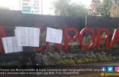 PSSI Tunggak Gaji Milla, MPSI: Ini Bikin Malu Indonesia - JPNN.com