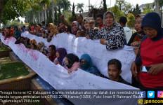 Honorer K2 Sudah Cukup Sabar, Kali Ini Mogok Mengajar - JPNN.com