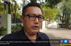 Kuasa Hukum Taufik Gerindra: KPU DKI Zalim - JPNN.com