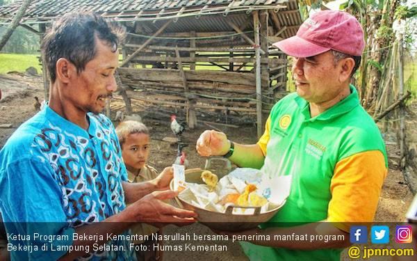 Program Bekerja Kementan Bikin Semangat Beternak Meningkat - JPNN.com
