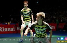 Jadwal Lengkap Semifinal Japan Open Hari Ini - JPNN.com