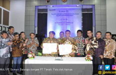 Perkuat Sinergi BUMN, Semen Baturaja Gandeng PT Timah - JPNN.com