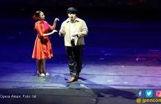 Opera Ainun, Cinta Hanya Seujung Kuku tak Terlihat Mata - JPNN.com