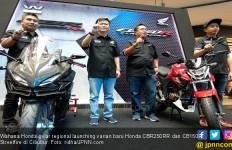 Perkuat Pasar, Wahana Rilis Honda CBR250RR dan CB150R Baru - JPNN.com