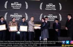 Tangan Dingin Danny Pomanto Bawa Makassar Menang IAA 2018 - JPNN.com