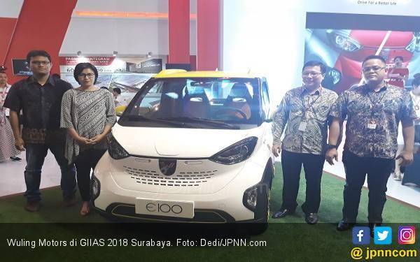 Wuling Kenalkan Berbagai Produk Andalan di GIIAS Surabaya - JPNN.com