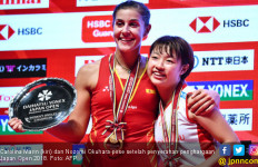 Dua Wanita Ini Mainnya Paling Lama di Final Japan Open 2018 - JPNN.com