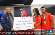 Beri Bonus AG 2018, AXA Mandiri Harap Atlet Kian Berprestasi - JPNN.com