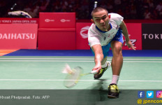 Lihat! Pria Thailand Jatuh Bangun Ukir Rekor di Japan Open - JPNN.com