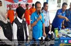 Sindikat Narkoba Lapas Tanjung Gusta Dibongkar, 1 Tewas Didor - JPNN.com