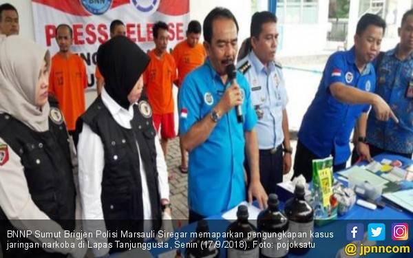 Sindikat Narkoba Lapas Tanjunggusta Dibongkar, 1 Tewas Didor - JPNN.com