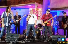Grup Band Element Nyaris jadi Korban Tsunami Tanjung Lesung - JPNN.com