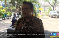 Adian Napitupulu Kolaps, Eriko: Kami Berharap Bisa Dibawa ke Jakarta - JPNN.com