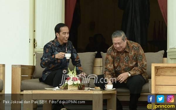 SBY Sebut Pernah Angkat 1 Juta Honorer, Pak Jokowi Berapa? - JPNN.com