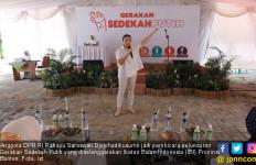 Rahayu Dukung Gerakan Sedekah Putih Perangi Gizi Buruk - JPNN.com