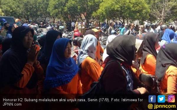 Honorer K2 Merasa Aksinya Berhasil - JPNN.com
