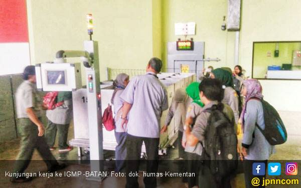 Teknologi Iradiator Gamma Dorong Ekspor Buah Segar Meningkat - JPNN.com