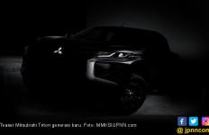 Menunggu Mitsubishi Triton Terbaru Setelah 4 Dekade - JPNN.com