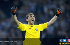 Iker Casillas Berniat Mencalonkan Diri jadi Presiden FA Spanyol - JPNN.com