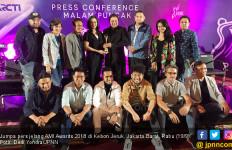 AMI Awards 2018 Suarakan Semangat Persatuan - JPNN.com