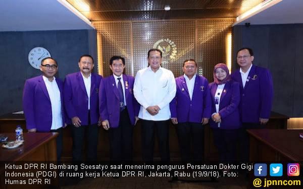Dana Kapitasi Rendah, Begini Respons Ketua DPR - JPNN.com