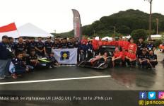 Wow! Mobil Listrik Mahasiswa Indonesia Ditanam Teknologi F1 - JPNN.com