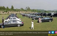 Zaman Susah, Pakistan Lelang Ratusan Mobil Bekas PM - JPNN.com