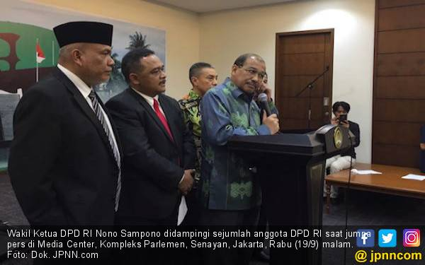 DPD: PKPU Nomor 26/2018 Harus Dicabut - JPNN.com