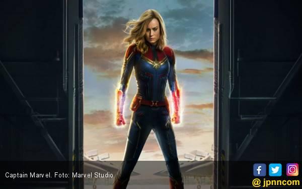 Ini Bocoran Terbaru Film Captain Marvel - JPNN.com